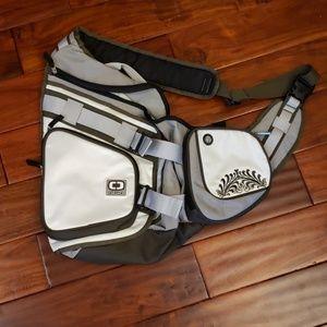 OGIO cross body backpack